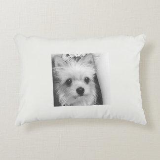 macks lil crazy dog decorative cushion