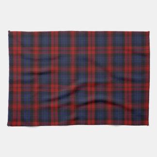MacLachlan /  McLaughlin Clan Tartan Kitchen Towel