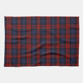 MacLachlan /  McLaughlin Clan Tartan Tea Towel