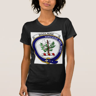 MacLaine (of Lochbuie) Clan Badge T Shirts