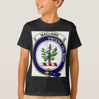 MacLaine (of Lochbuie) Clan Badge Tee Shirt