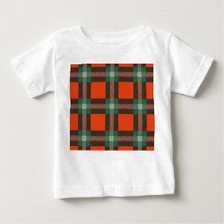 Maclaine of Lochbuie clan Plaid Scottish tartan Baby T-Shirt