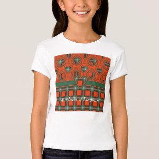 Maclaine of Lochbuie clan Plaid Scottish tartan T Shirt