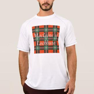 Maclaine of Lochbuie clan Plaid Scottish tartan Tshirts