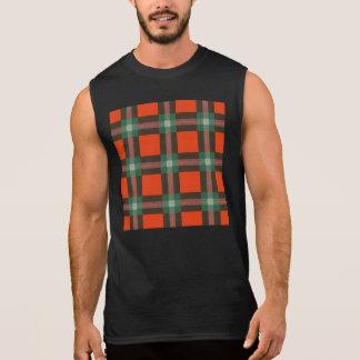 Maclaine of Lochbuie clan Plaid Scottish tartan Sleeveless Shirts