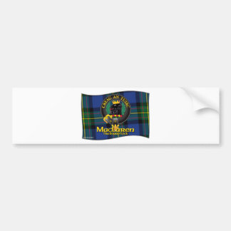 MacLaren Clan Bumper Sticker