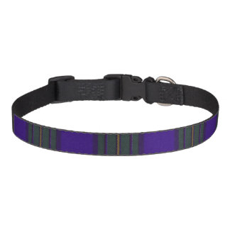 Maclaren clan Plaid Scottish tartan Pet Collar