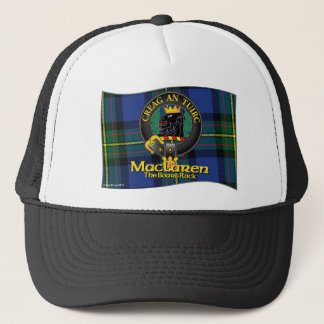 MacLaren Clan Trucker Hat