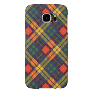MacLea clan Plaid Scottish kilt tartan Samsung Galaxy S6 Cases