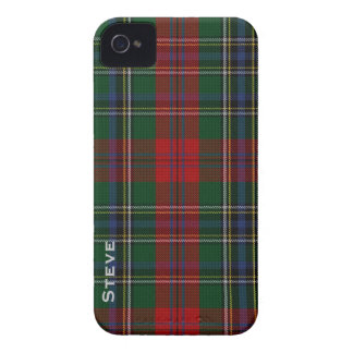 MacLean Clan Tartan Plaid iPhone 4 Case