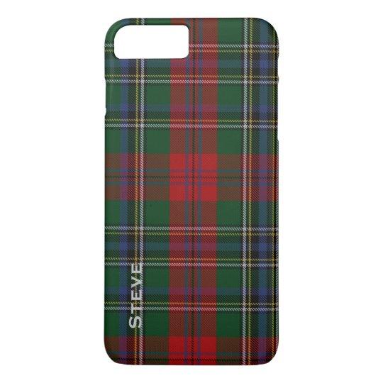 MacLean Clan Tartan Plaid iPhone 7 Plus Case