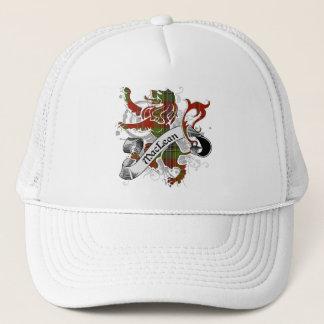 MacLean Tartan Lion Trucker Hat