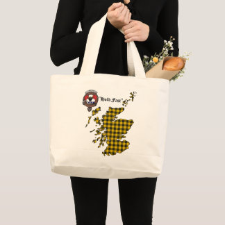 MacLeod Clan Badge Jumbo Tote