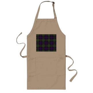 Macleod of Harris clan Plaid Scottish tartan Apron