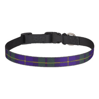 Macleod of Harris clan Plaid Scottish tartan Dog Collars