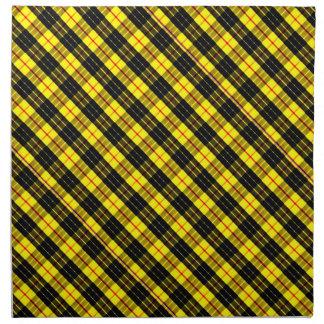 MacLeod Scottish Clan Tartan Cloth Napkins
