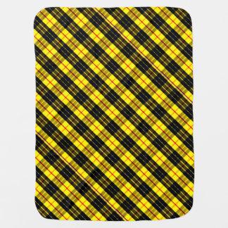 MacLeod Scottish Clan Tartan Receiving Blankets