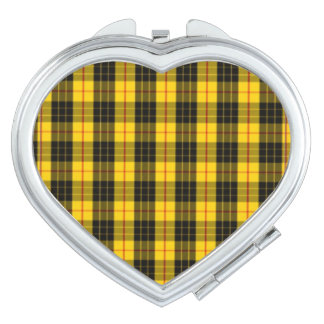 MacLeod Scottish Clan Tartan Vanity Mirror