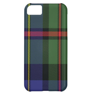 Macleod Scottish Tartan Apple Phone Case