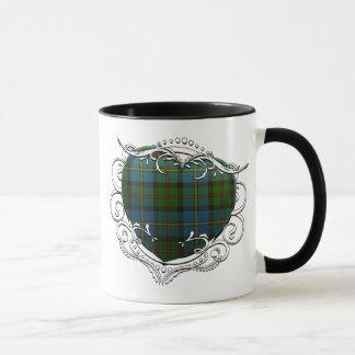 MacLeod Tartan Heart