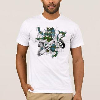 MacLeod Tartan Lion T-Shirt