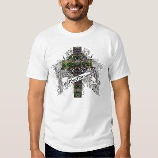 MacManus Tartan Cross Tshirt