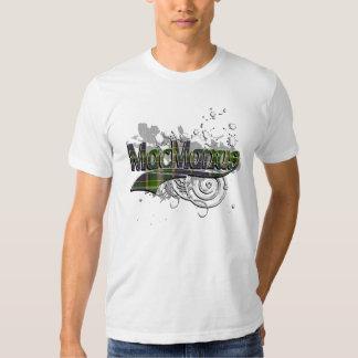 MacManus Tartan Grunge Tshirt