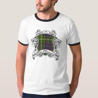 MacManus Tartan Shield Shirts