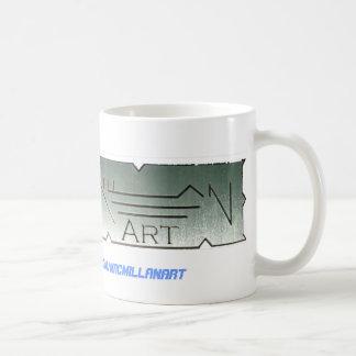 MacMillan Art Logo Mug