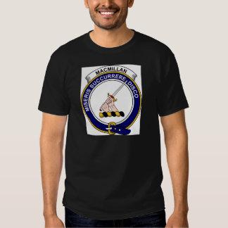 MacMillan Clan Badge Shirts