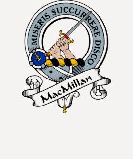 MacMillan Clan Badge Tees