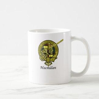 Macmillan Clan Crest Mug