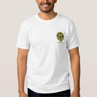 Macmillan Clan Crest Shirts