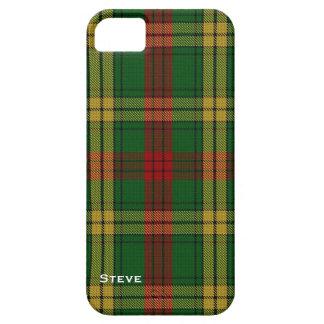 MacMillan Clan Tartan Plaid iPhone 5S Case iPhone 5 Covers