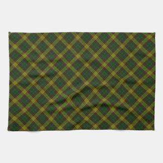 MacMillan Clan Tartan Scottish Designed Print Hand Towel