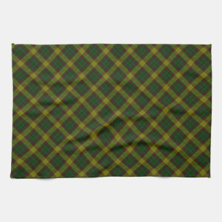 MacMillan Clan Tartan Scottish Designed Print Tea Towel
