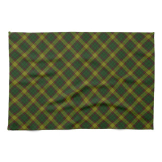 MacMillan Clan Tartan Scottish Designed Print Tea Towel