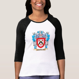 Macmillan- Coat of Arms - Family Crest T Shirt