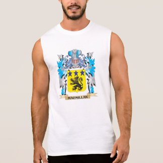 Macmillan Coat of Arms - Family Crest Sleeveless Shirt