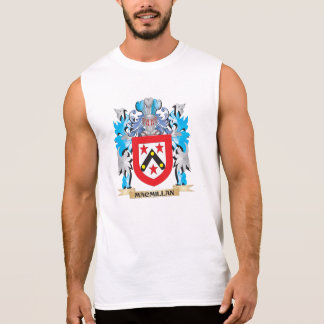 Macmillan- Coat of Arms - Family Crest Sleeveless Shirt
