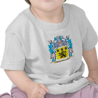 Macmillan Coat of Arms - Family Crest Tshirt
