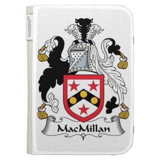 MacMillan Family Crest Kindle 3G Case