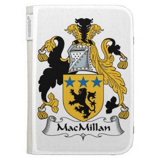MacMillan Family Crest Kindle 3G Cover