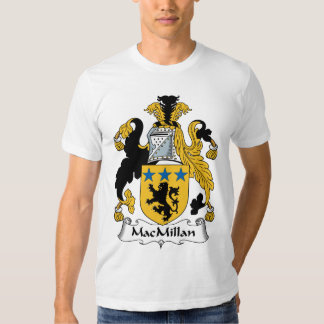 MacMillan Family Crest Shirt