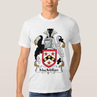 MacMillan Family Crest T-shirt