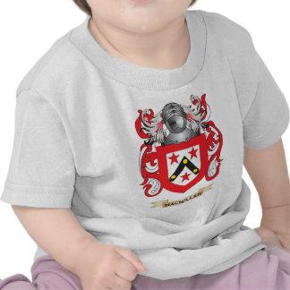 MacMillan- Ireland Coat of Arms Family Crest T-shirts