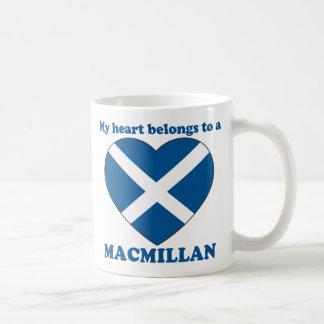 Macmillan Coffee Mugs