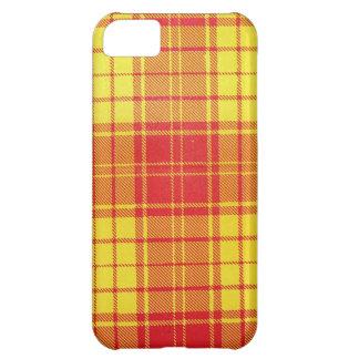 MACMILLAN SCOTTISH TARTAN iPhone 5C CASE