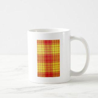 MACMILLAN SCOTTISH TARTAN COFFEE MUG