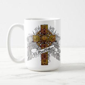 MacMillan Tartan Cross Mugs